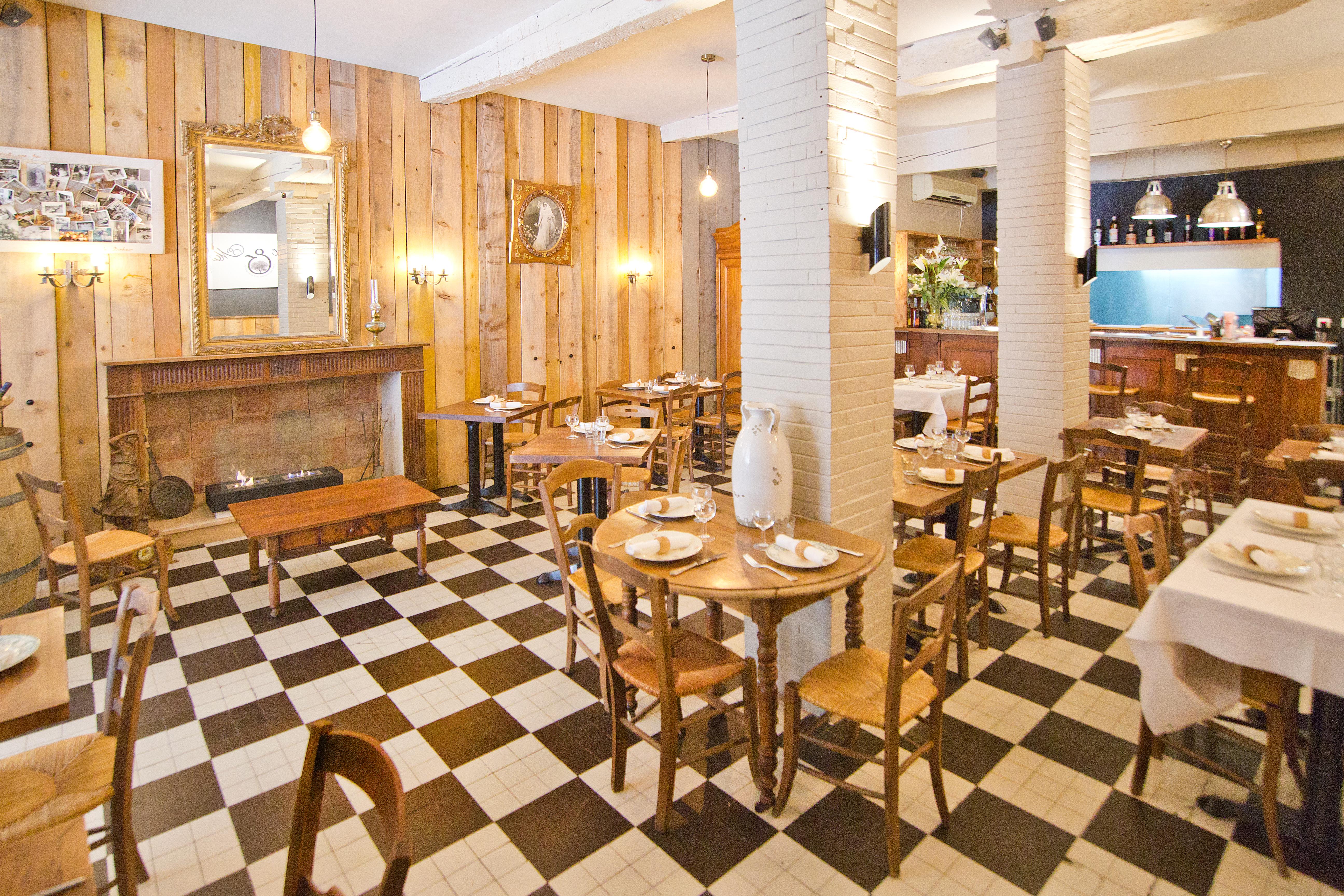 architecture restaurant
